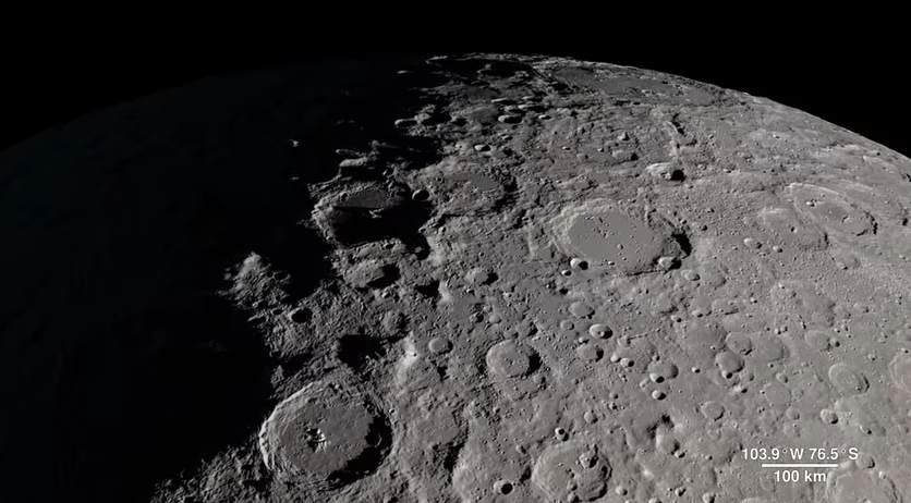 La Luna, como nunca antes la habías visto 6