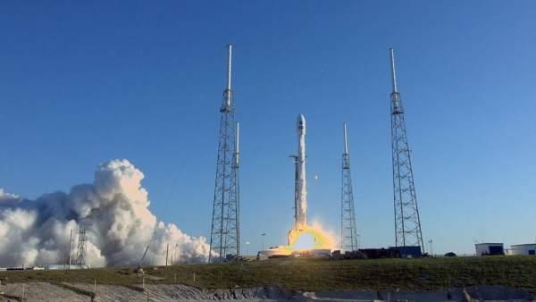 Lanzamiento del satélite TESS de la NASA