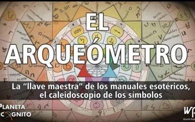 4×23 EL ARQUEÓMETRO: La esotérica llave maestra de los símbolos