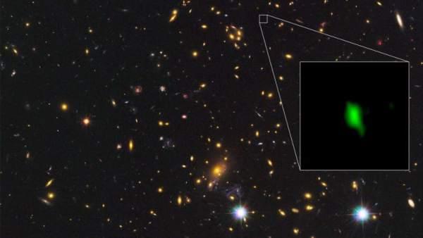 Detectan La Senal De Oxigeno Mas Lejana En El Universo, Planeta Incógnito