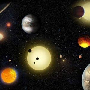 Hallado un exoplaneta fuera del Sistema Solar que no tiene nubes