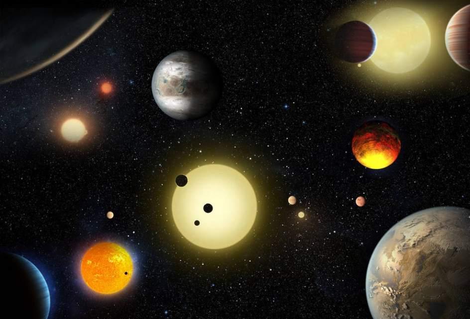 Hallado un exoplaneta fuera del Sistema Solar que no tiene nubes 1