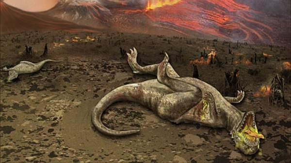 El meteorito que acabó con dinosaurios podría ser la clave para predecir el cambio climático