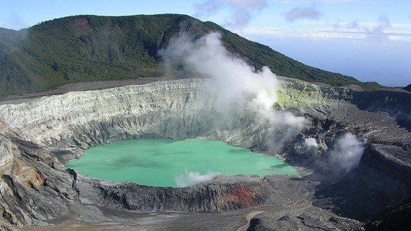 Volcan Poás