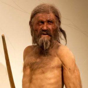 La última comida de Ötzi, el Hombre de los Hielos, fue muy grasa