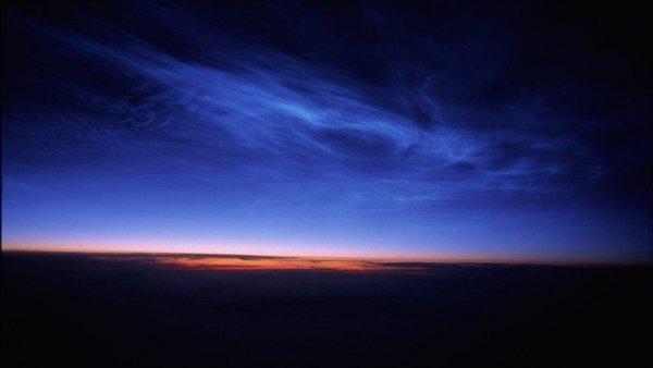 Nubes nocturnas brillantes, el último efecto del cambio climático