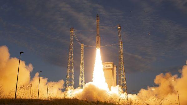 Aeolus, el satélite 'cazador de vientos', ya está en el espacio 1