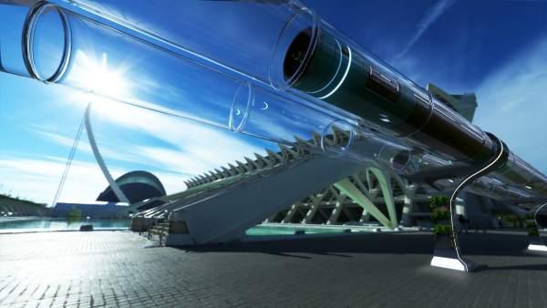 De Donde Viene Y Como Funciona El Hyperloop, Planeta Incógnito