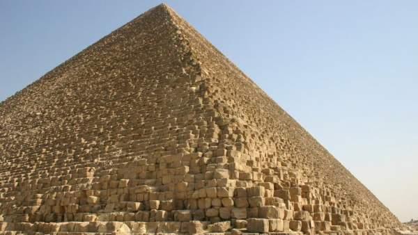 La Gran Pirámide de Guiza puede concentrar energía electromagnética 6