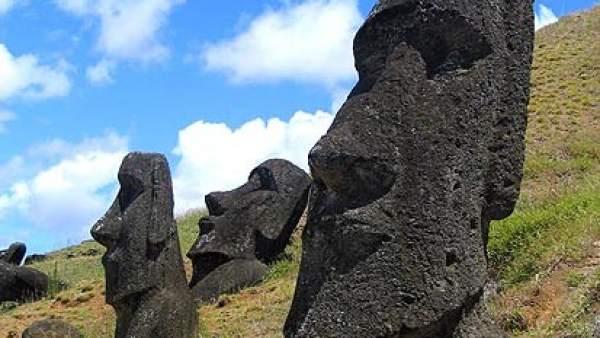 Nuevas pruebas contradicen la teoría sobre la desaparición de la civilización de la Isla de Pascua 8