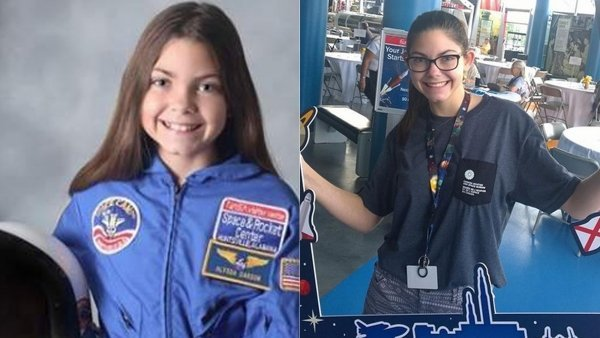 Qué ha sido de Alyssa Carson, la niña que se preparaba para ir a Marte