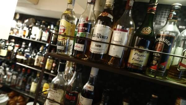 Un grupo de científicos prueba en ratas un aerosol para frenar el consumo excesivo de alcohol 5