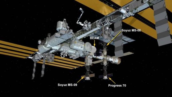 Crece el misterio sobre el agujero en la Soyuz: meteorito, accidente... ¿o un acto de sabotaje? 1