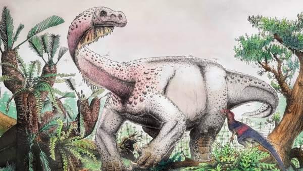 Trueno Gigante Al Amanecer Un Nuevo Dinosaurio De 12 000 Kilos Hallado En Sudafrica, Planeta Incógnito
