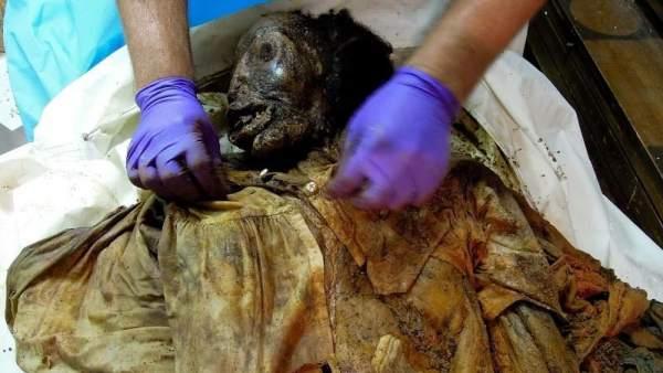 Desvelan la identidad de una misteriosa momia hallada bajo un edificio en Nueva York 10