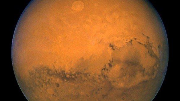 Detectan reservas de oxígeno en Marte que podrían sustentar vida 1