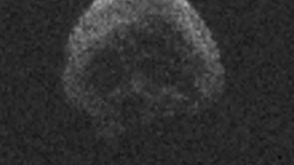 El Asteroide De La Calavera Se Acercara A La Tierra En Halloween, Planeta Incógnito