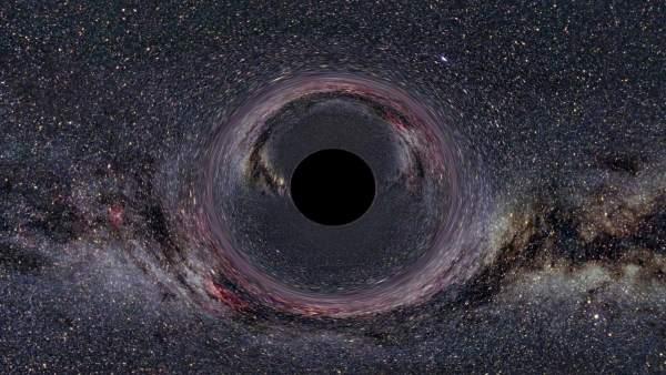 El Observatorio Espacial Europeo aporta pruebas que apoyan la hipótesis de un agujero negro en el centro de la Vía Láctea 5