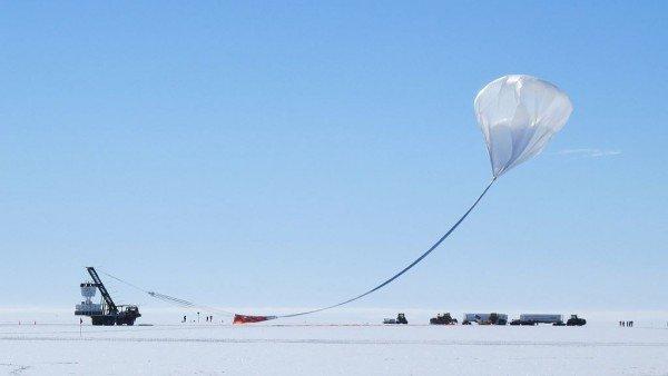 Antarctic Impulsive Transient Antenna (ANITA)