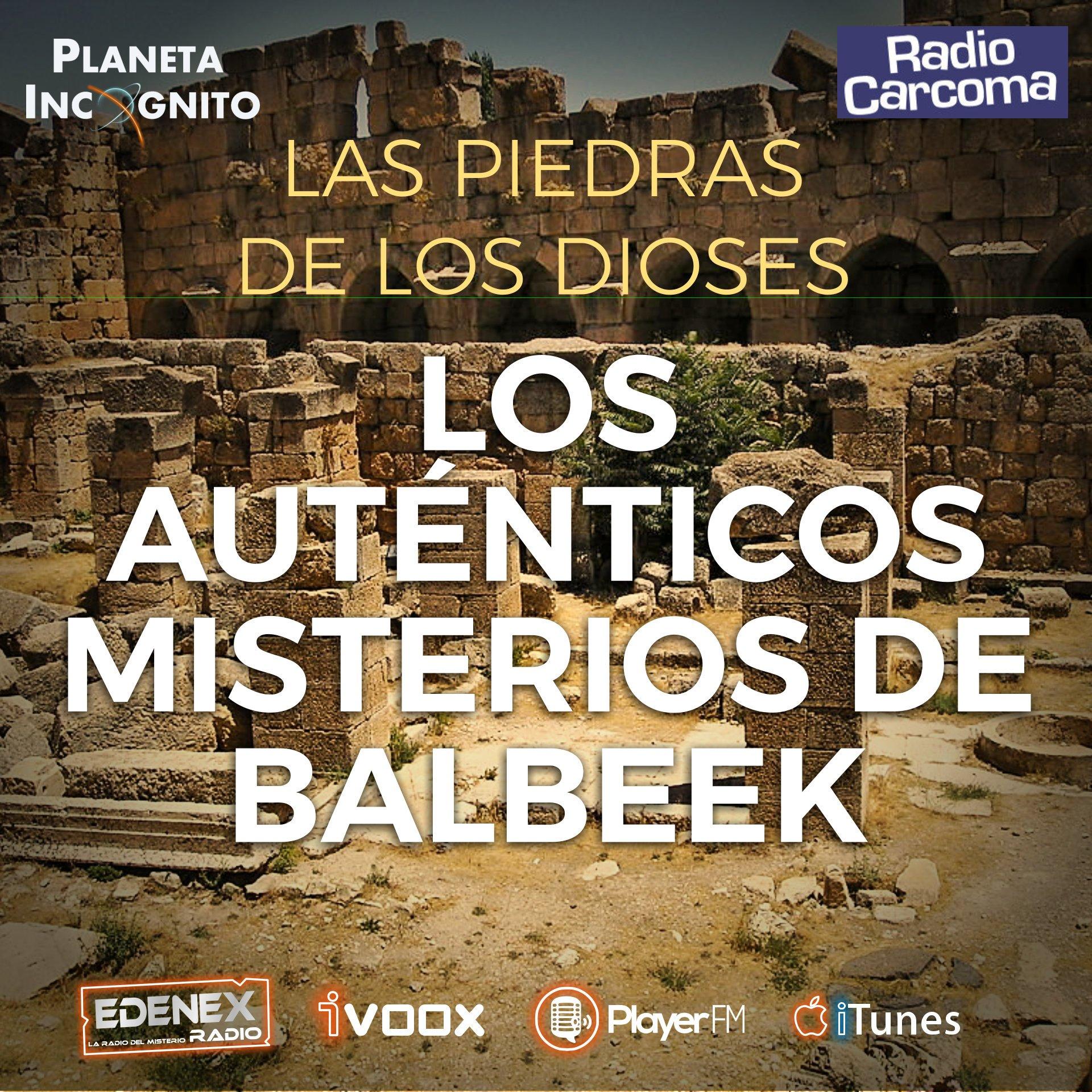 5X02 LOS AUTÉNTICOS MISTERIOS DE BAALBEK- Las Piedras de los Dioses - Arqueología 5