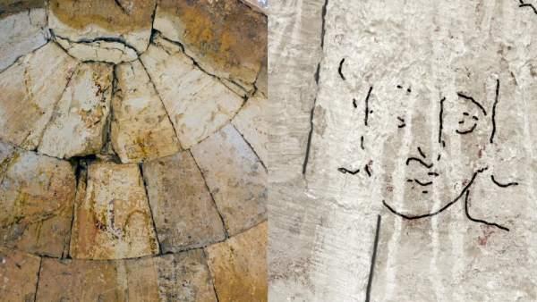Descubren En Israel Una Representacion De La Cara De Jesus Diferente A Las Habituales, Planeta Incógnito
