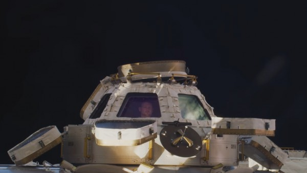 El Espectacular Primer Video Grabado En 8k Desde El Espacio, Planeta Incógnito