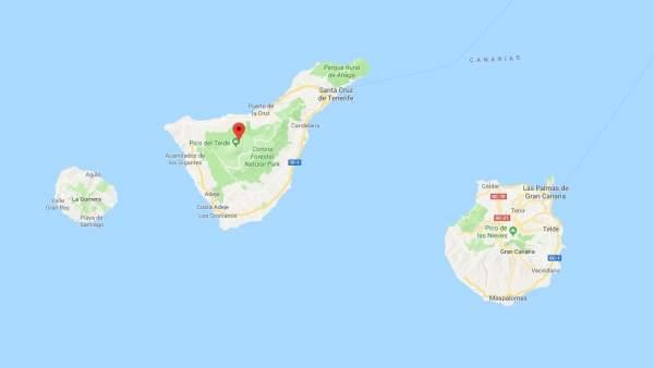 Expertos predicen que Tenerife y Gran Canaria acabarán uniéndose 6