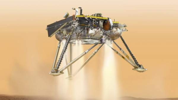 La Nasa A Punto De Empezar A Conocer El Corazon De Marte, Planeta Incógnito