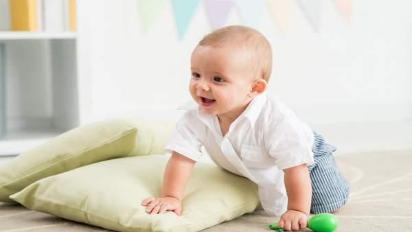 Un estudio demuestra que los bebés no ríen como humanos, sino como primates 6