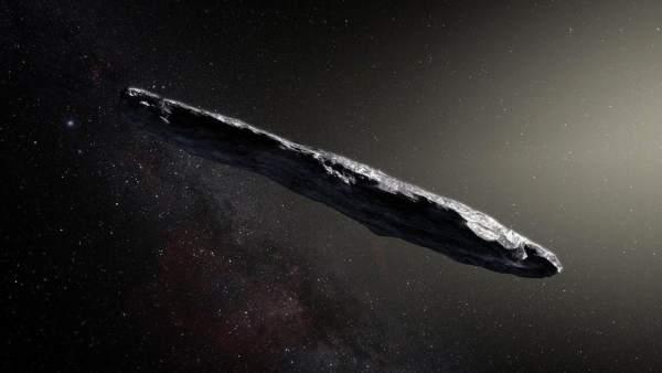Un Grupo De Cientificos Especula Con Que El Asteroide Oumuamua Fuera Disenado Por Una Civilizacion Avanzada, Planeta Incógnito