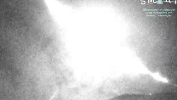 Una Bola De Fuego Mas Brillante Que La Luna Convirtio La Noche En Dia En El Sureste De Espana, Planeta Incógnito
