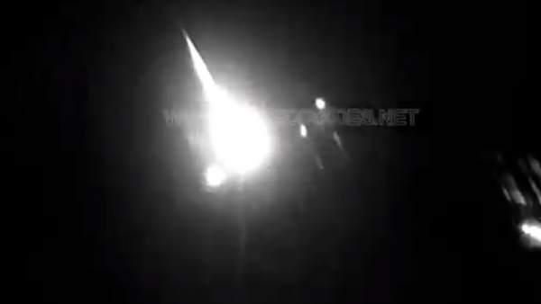 Una Segunda Gran Bola De Fuego Cruza La Peninsula En 24 Horas, Planeta Incógnito