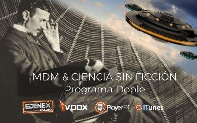 5×06 TESLA y OVNIS (UFOLOGÍA) Programa Doble con Más de Misterio y Ciencia Sin Ficción