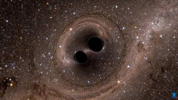 Detectan La Mayor Colision De Agujeros Negros Jamas Observada, Planeta Incógnito