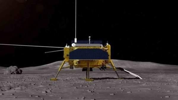 Misión china a la cara ocultra de la Luna