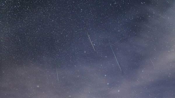Lluvia de estrellas gemínidas 2018: cuando la Tierra cruza la órbita de un cometa 1