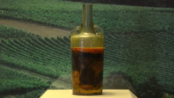 Por Que Los Cientificos No Se Atreven A Abrir La Botella De Vino Mas Antigua Del Mundo, Planeta Incógnito