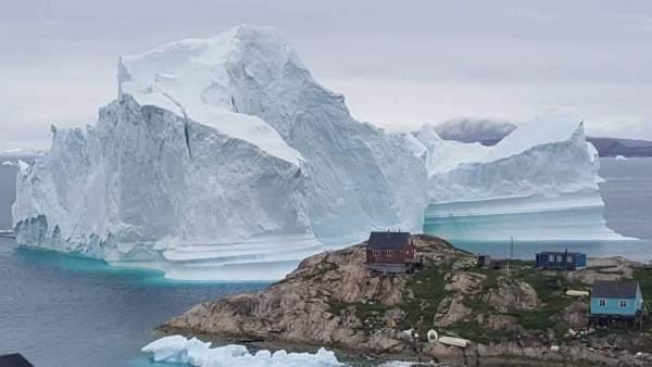 El Hielo De Groenlandia Se Derrite Cuatro Veces Mas Rapido Que En 2003, Planeta Incógnito