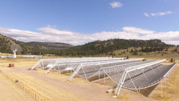 Encontrada Una Segunda Senal Cosmica De Radio Rapida Repetida De Origen Misterioso, Planeta Incógnito