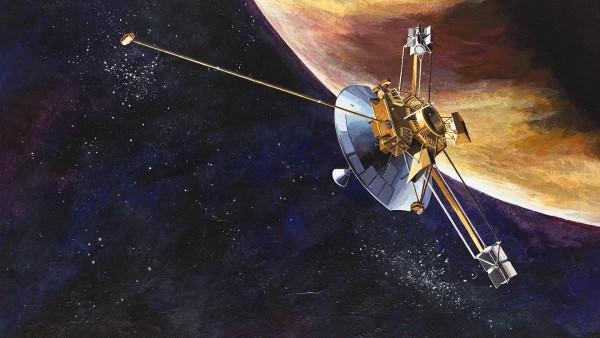 Se Cumplen 16 Anos De La Ultima Senal Recibida En La Tierra De La Sonda Pioneer 10 De La Nasa, Planeta Incógnito