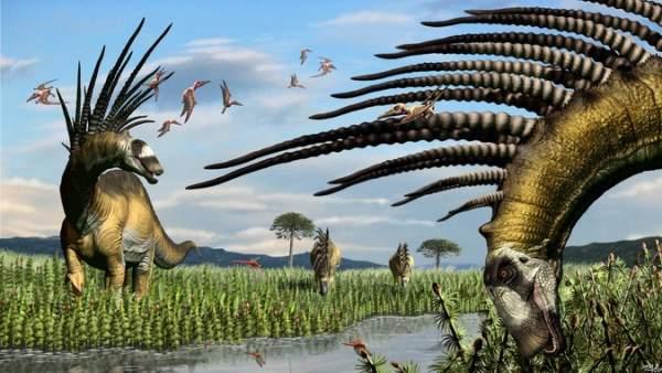 Asi Eran Las Increibles Armas Espinosas De Una Nueva Especie De Dinosaurio Hallada Por Los Cientificos, Planeta Incógnito