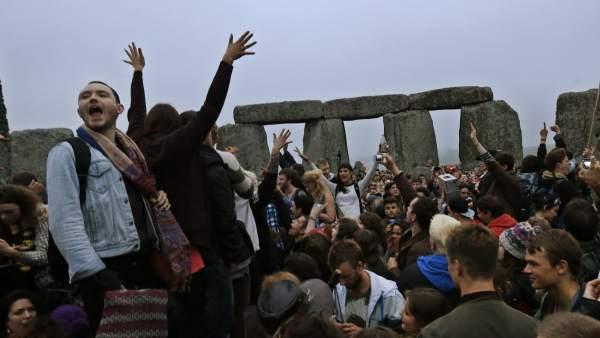 El misterioso Stonehenge, un enclave megalítico lleno de incógnitas 7