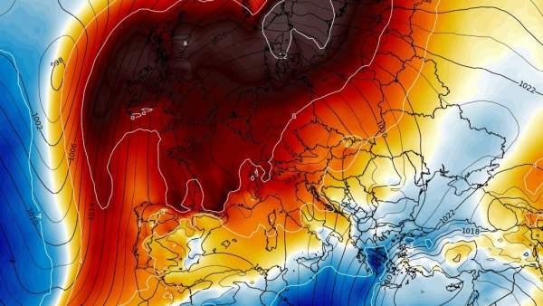 El Monstruo Meteorologico Que Esta Provocando Este Tiempo En Invierno, Planeta Incógnito