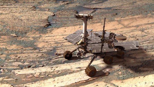 La NASA da por terminada la misión de la sonda Opportunity en Marte después de 800 intentos de contactar con ella