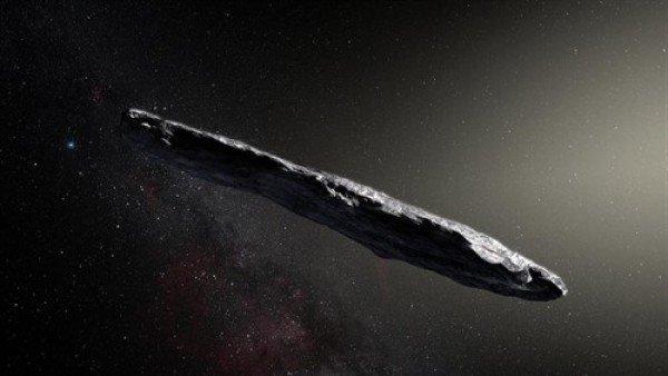 La Ultima Teoria Sobre El Origen De Oumuamua Resto De Un Exocometa Que Se Desintegro Antes Del Perihelio, Planeta Incógnito