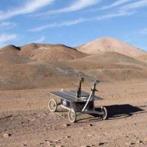 Microbios excavados en Atacama pueden habitar en el subsuelo marciano