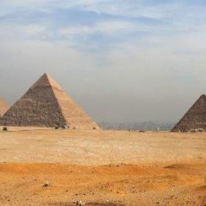 ¿Por qué las pirámides de Guiza tienen una alineación perfecta?