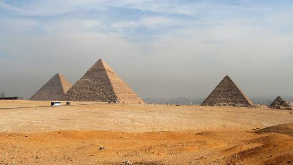 ¿Por qué las pirámides de Guiza tienen una alineación perfecta? 7