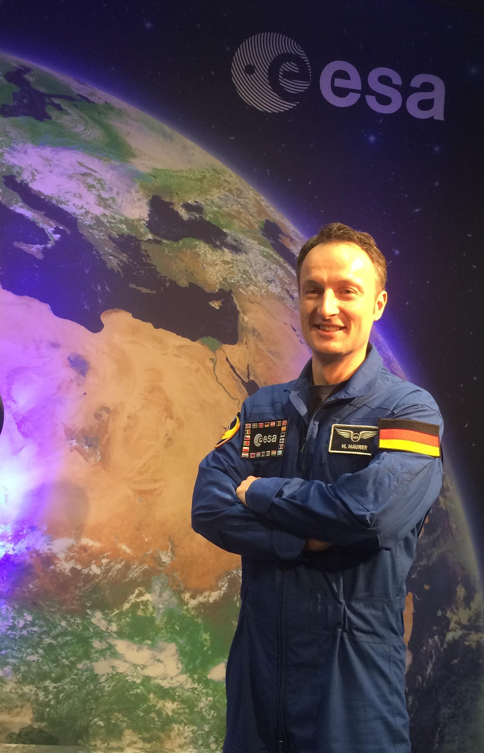 El Durisimo Entrenamiento Para Llegar A Ser Astronauta, Planeta Incógnito