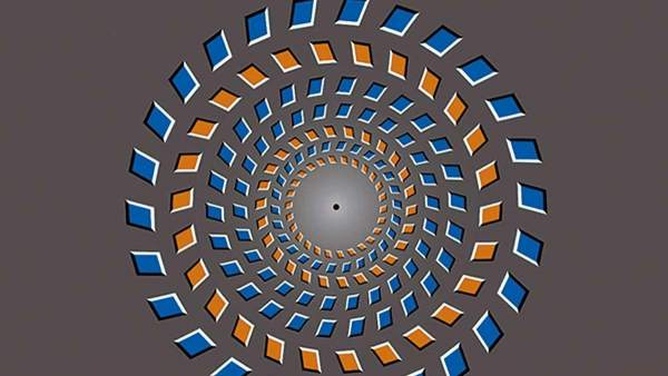 La ciencia explica cómo engaña a tu cerebro esta ilusión óptica